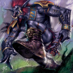 Сказка о берсерках Амани и Гурубаши