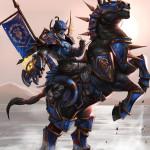 Дека Паладина El Diablo 0.5 от Darkwonyx