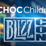 Благотворительный аукцион BlizzCon 2014 в пользу детского центра