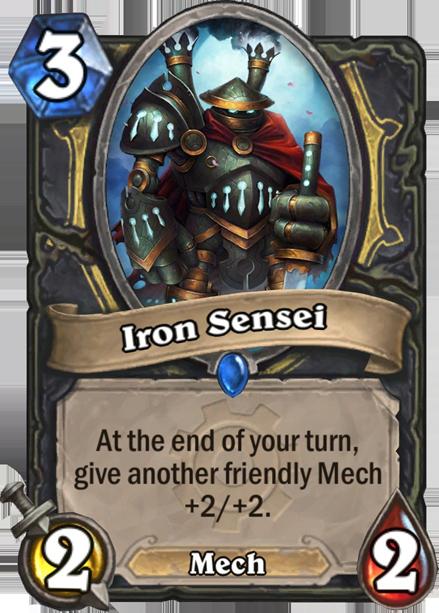 Iron-Sensei