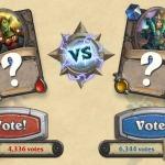 На официальном сайте проводится голосование по новым картам