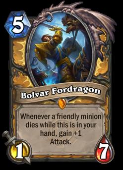 Bolvar-Fordragon