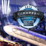 Конкурс косплея в рамках европейских состязаний Road to BlizzCon
