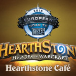 Hearthstone Café к BlizzCon