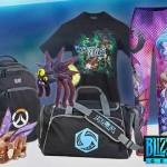Распродажа сувениров BlizzCon® 2015