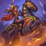Дека Воина на драконах под 23-й сезон