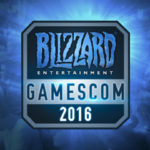 Blizzard на gamescom 2016