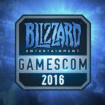 Конкурсы Blizzard на gamescom
