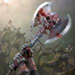 Бюджетная дека агрессивного Воина на оружии от Gyll'а