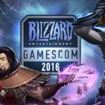 Blizzard на gamescom 2016: программа