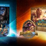 Фильм «Варкрафт» на Blu-ray и DVD и 3 электронных подарка!