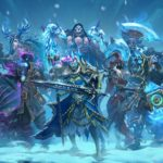 Новым дополнением Hearthstone стали «Рыцари Ледяного Трона»