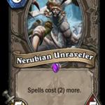 Новая нейтральная эпическая карта: Nerubian Unraveler