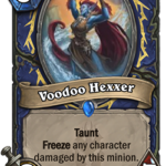 Новая карта Шамана: Voodoo Hexxer