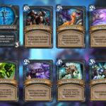 22 новые карты Рыцарей Ледяного Трона