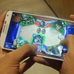 Ускорение анимации Hearthstone на Android