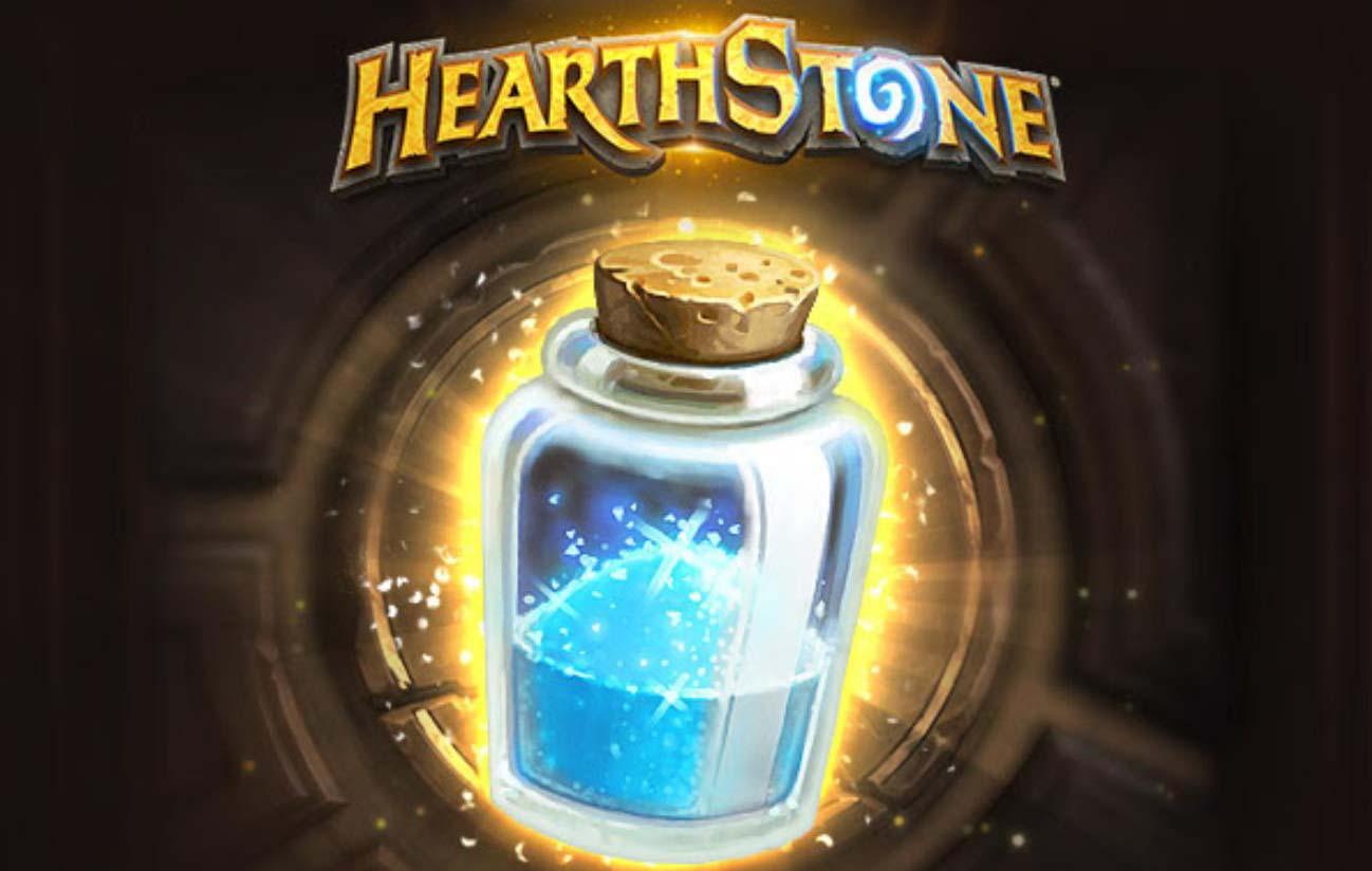 Чародейская пыль Hearthstone
