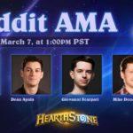 Blizzard разыгрывает призы в честь 1 млн. подписчиков на Реддите Hearthstone