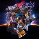 Арт для BlizzCon 2019 от Blizzard