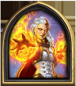 Огненный маг Джайна