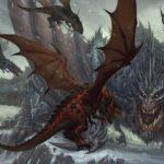История Галакронда, прародителя драконов