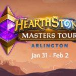 Где смотреть трансляции Masters Tour из Арлингтона?