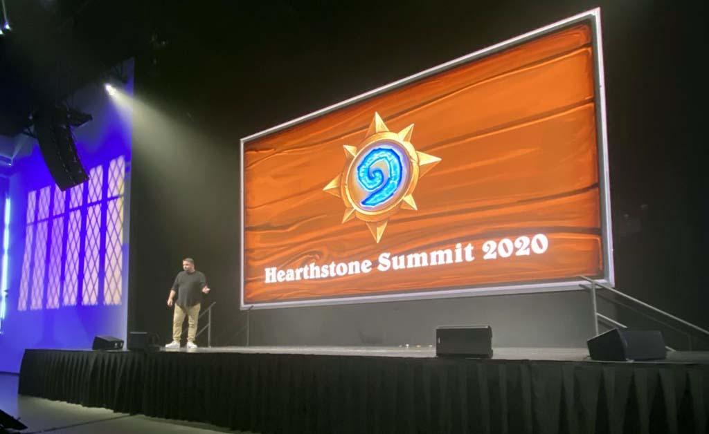Саммит Hearthstone 2020