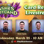 25 марта в 20:00 МСК состоится финальная презентация карт «Руин Запределья»