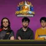 Новых участники игр Hearthstone Grandmasters