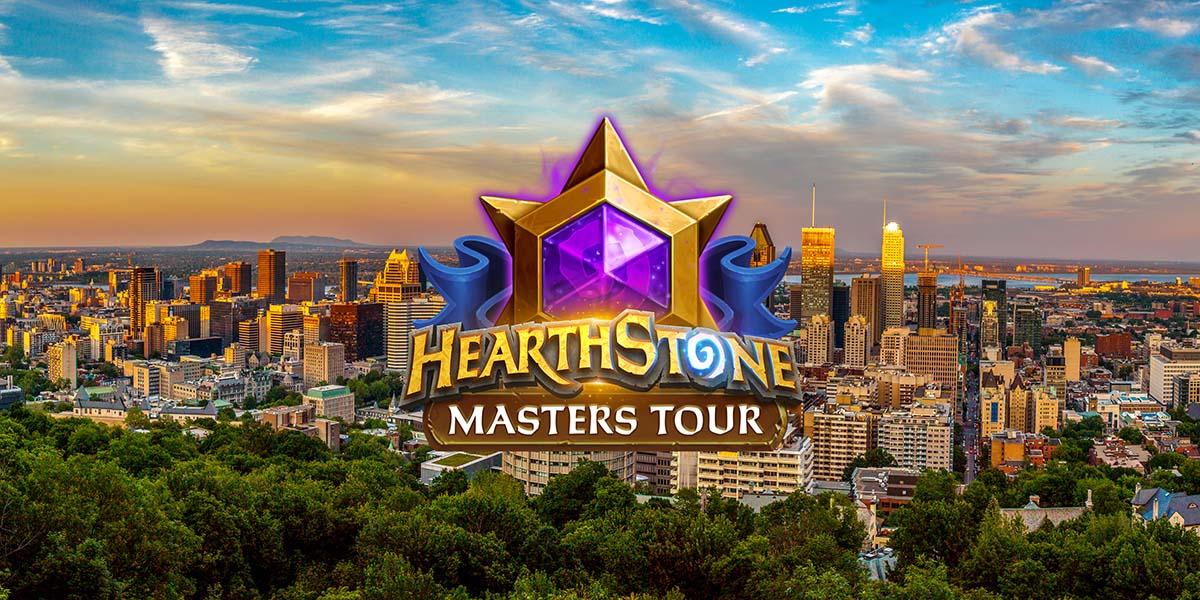 Турнир Hearthstone Masters Tour в Монреале