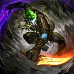 Миракл-Разбойник на великанах