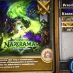 В сеть просочилось несколько фотографий интерфейса Наксрамаса