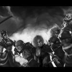 Деки Паладина, Шамана, Жреца и Воина от читателя сайта Виктора Викторовича