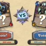 Новые карты, за которые проголосовали на этой неделе