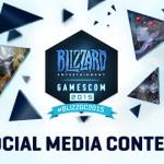 #BlizzGC2015 Конкурс в соцсетях — выиграйте поездку на gamescom!