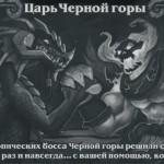 Потасовка № 203 — «Царь Черной горы»