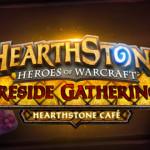Встречайте выход «Пробуждения древних богов» в собственном Hearthstone Café!