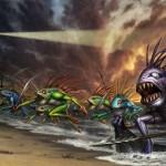 Blizzard — О Старом Мрачноглазе, Забытом факеле и Нерубе-душителе