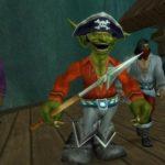 Дека легендарного Воина на пиратах