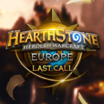 Региональный турнир по Hearthstone «Последний шанс» (Европа)