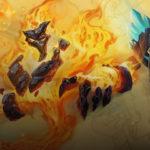 Беседы у очага: элементали в Ун'Горо (4 новые карты)