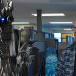 Король-лич в офисе Blizzard — 1-я часть [Видео]