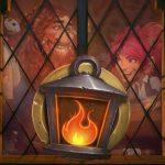 Fireside Gathering арт Hearthstone