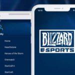 Вышло киберспортивное приложение Blizzard для мобильных устройств