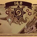Описание обновления 16.0.0.37060 для Hearthstone от 5 декабря — «Натиск драконов»