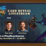 4 декабря в 21:00 МСК состоится завершающая презентация карт «Натиска драконов»