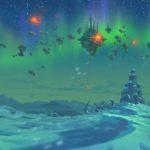 Пробуждение Галакронда Драконий погост арт Hearthstone