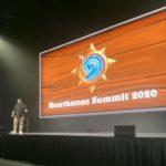 На закрытом саммите Hearthstone 2020 были озвучены большие перемены в игре
