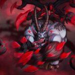 Ксавий арт World of Warcraft