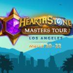 Сегодня состоится трансляция финального дня Masters Tour в Лос-Анджелесе